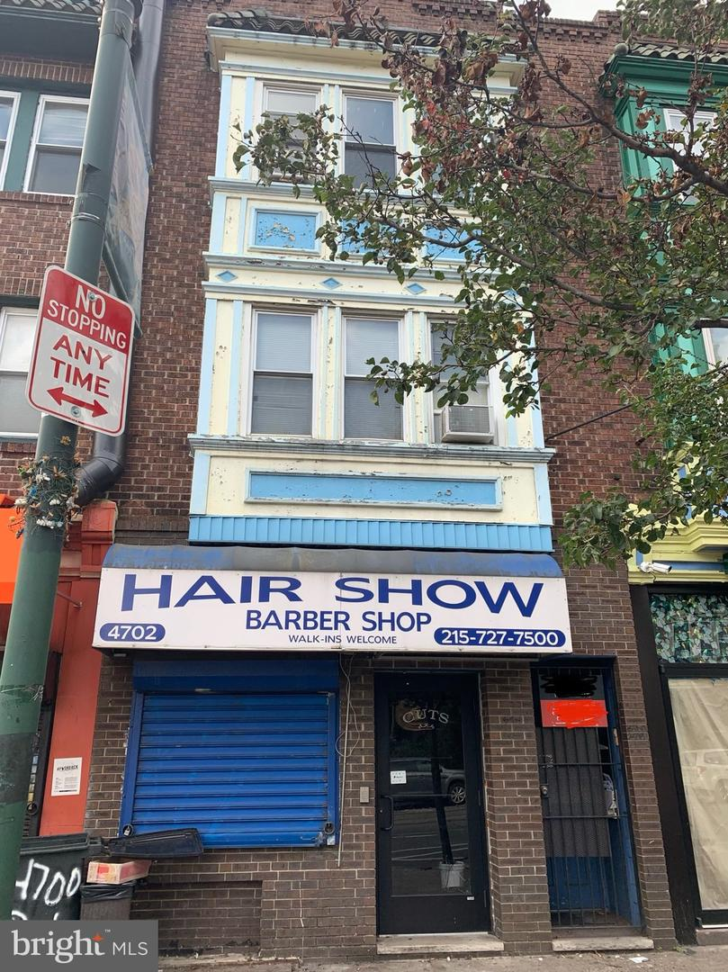 4702 Baltimore Avenue Philadelphia, PA 19143