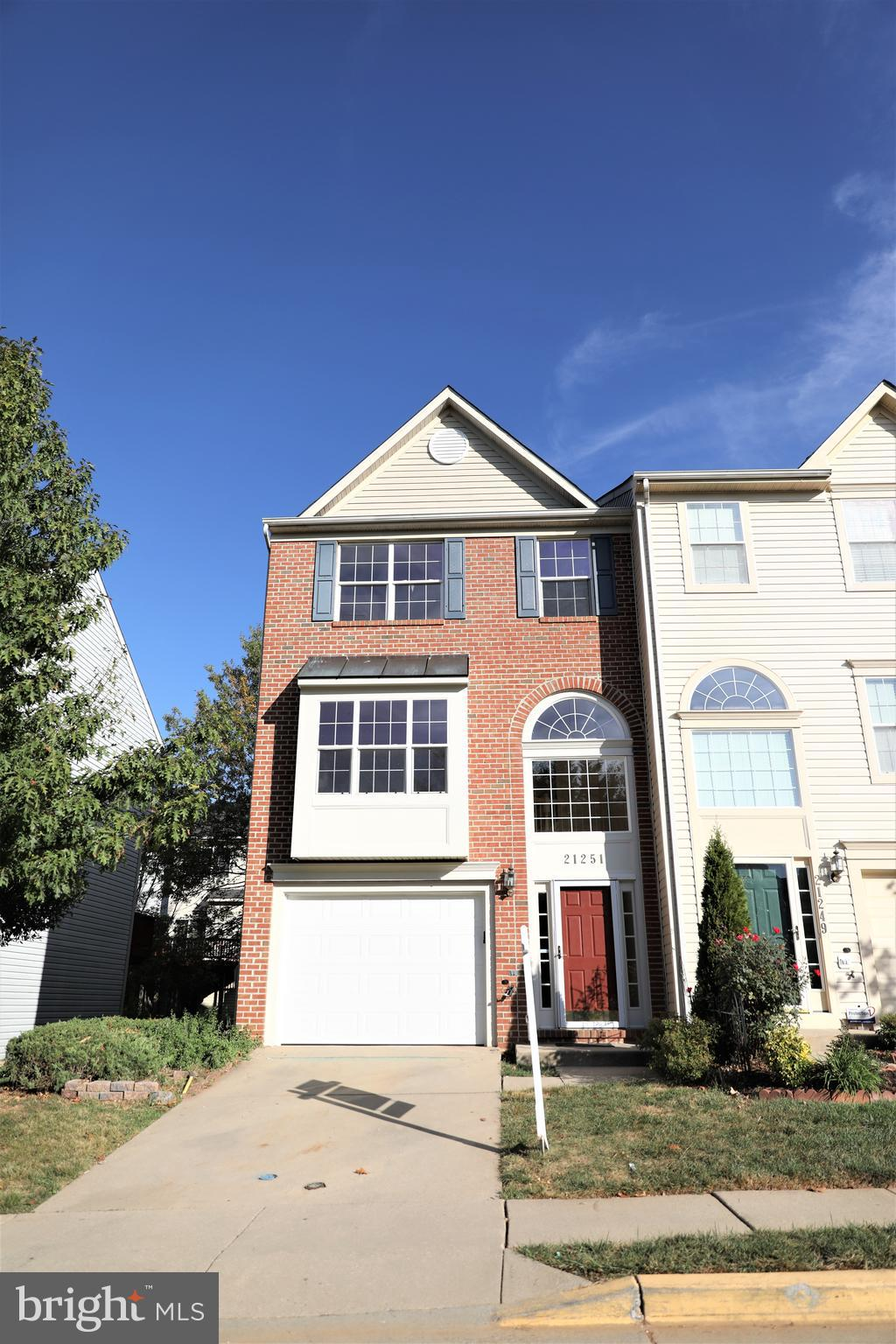 21251 OWLS NEST CIRCLE 39, GERMANTOWN, MD 20876