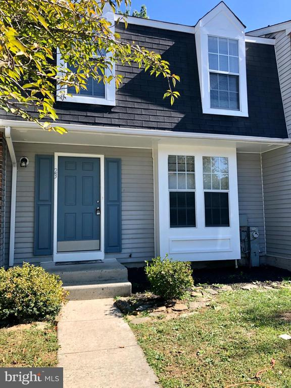 Gorgeous 3 bedroom townhome in Owings Mills with assigned parking! The main level boasts an eat-in kitchen with ceramic tile floors and pass-through window, living/dining area with hardwood floors, and access to a large deck that is perfect for entertaining! The upper level provides 3 spacious bedrooms, including a large master with en suite bath, as well as a shared full bath with soaking tub. The finished lower level offers additional living space, a 3rd full bath, full-sized washer and dryer, and walk-out to rear yard.One small dog welcome with additional deposit!No catsProof of renter's insurance required.Application Qualifications: minimum income 3 times the monthly rent, no evictions or recent filings, current accounts in good standing, and a clean criminal background check.