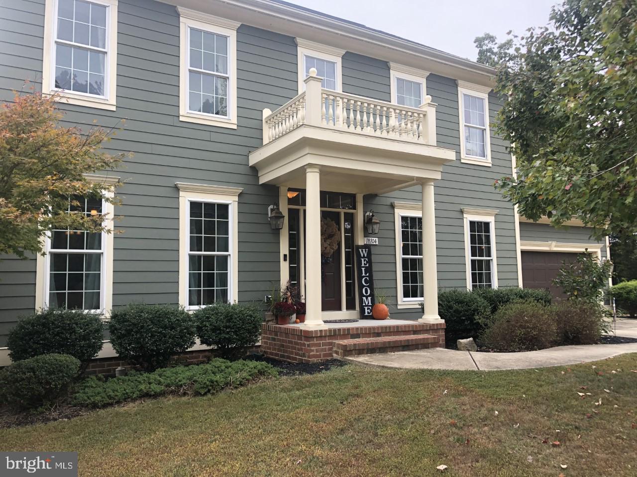 18104 COOLIDGE LANE, BOWLING GREEN, VA 22427