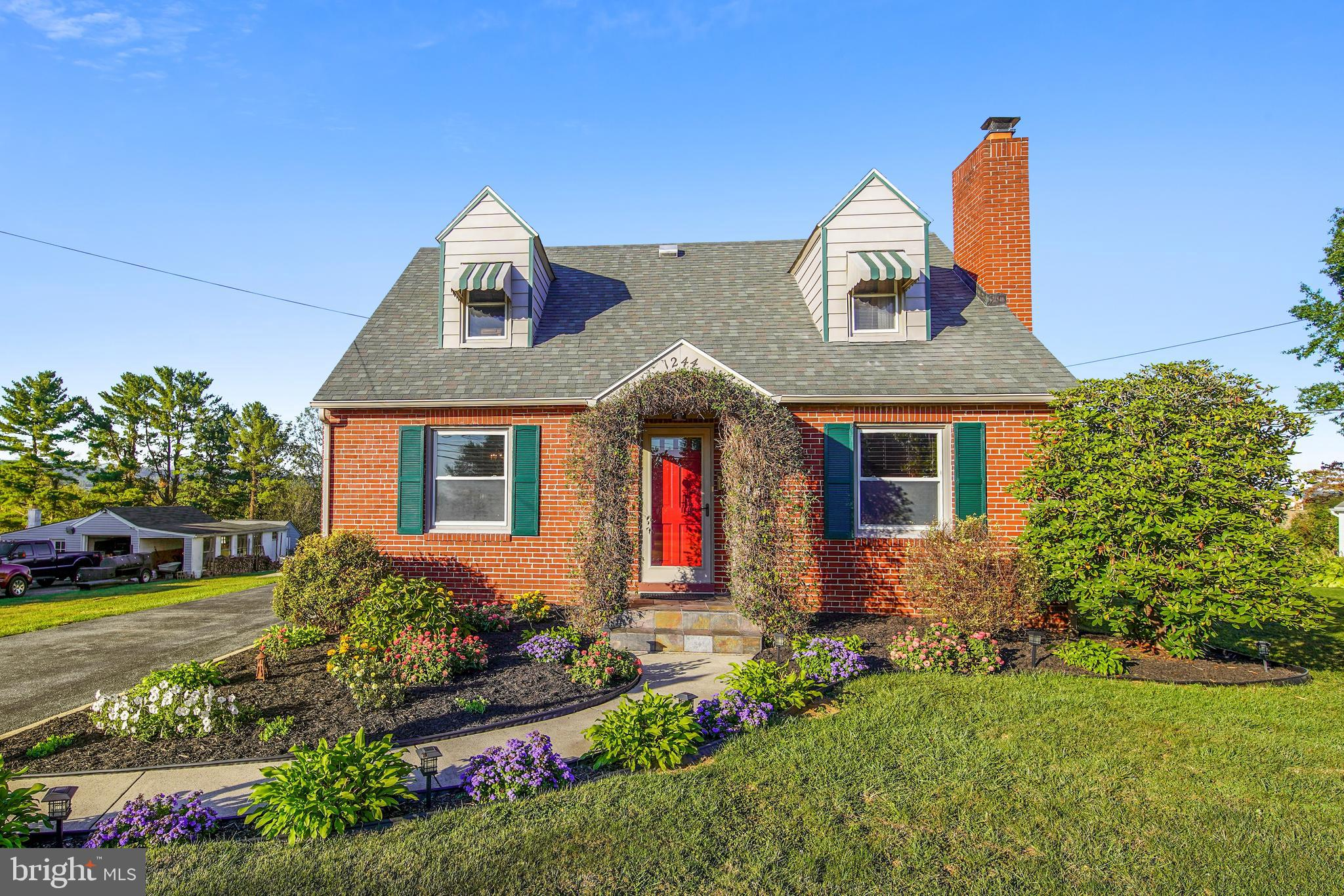1244 ROSEMONT DRIVE, KNOXVILLE, MD 21758