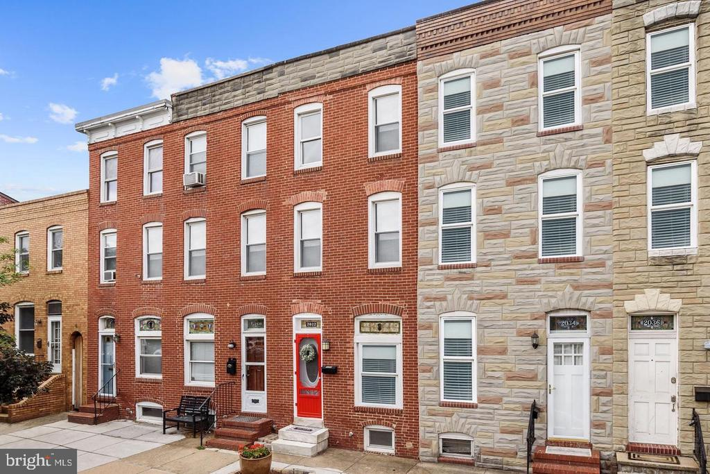 Fully Renovated in Fells Point! Move In Tomorrow. This is a TRUE 3 Bedroom [All Above Grade] & 2.5 Bathroom Row Home. Featuring A Renovated Kitchen, Half Bathroom on Main Level, Back Patio for Entertainment, 2 Living Room Areas, Dining Table Space& Storage in Dry Basement. Walking Distance to Patterson Park, Coffee Shops, Bars & Restaurants.