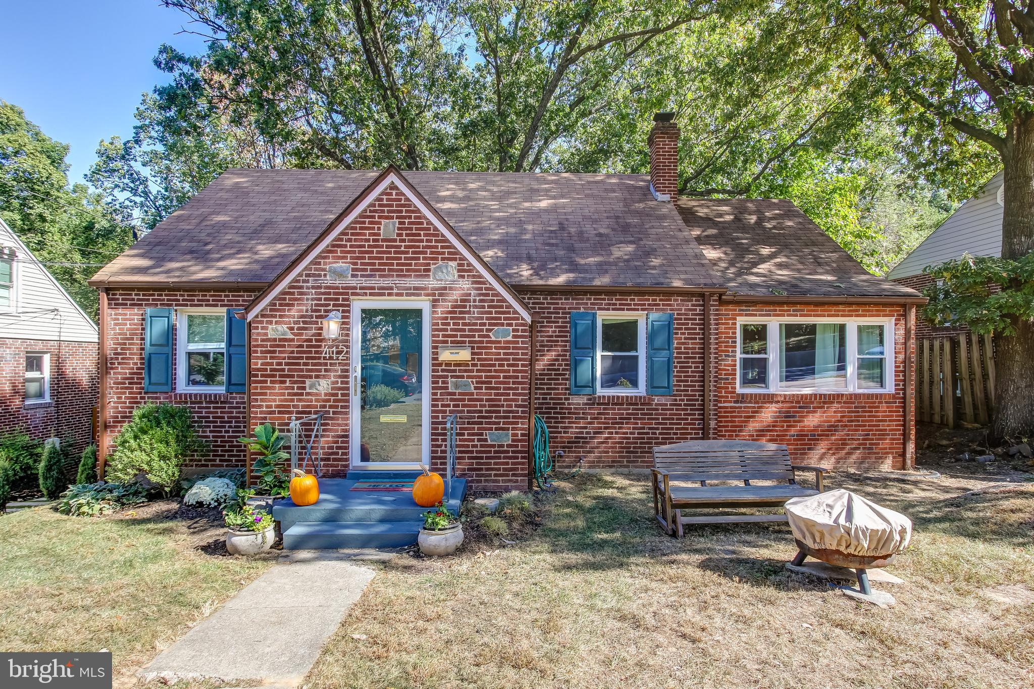 412 LINCOLN AVENUE, TAKOMA PARK, MD 20912