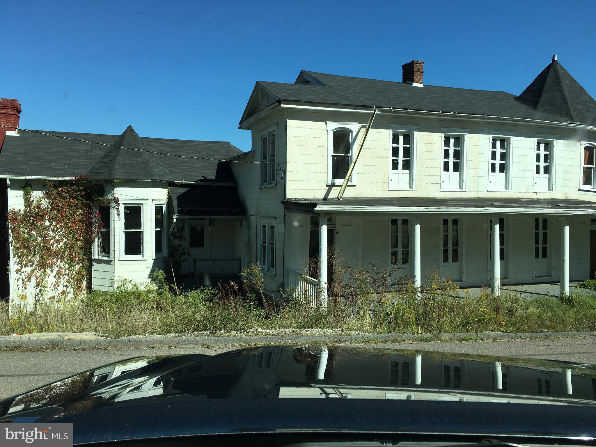 24 CHURCH STREET, LONACONING, MD 21539