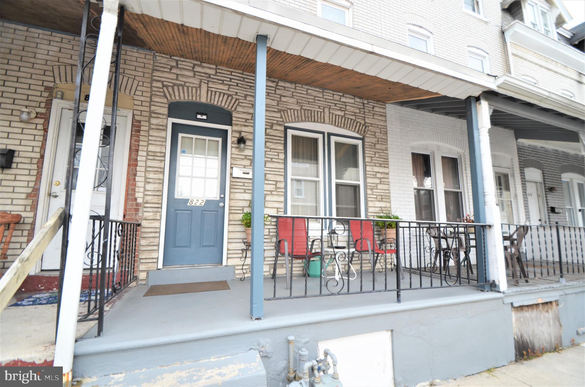 822 N LUMBER STREET, ALLENTOWN, PA 18102
