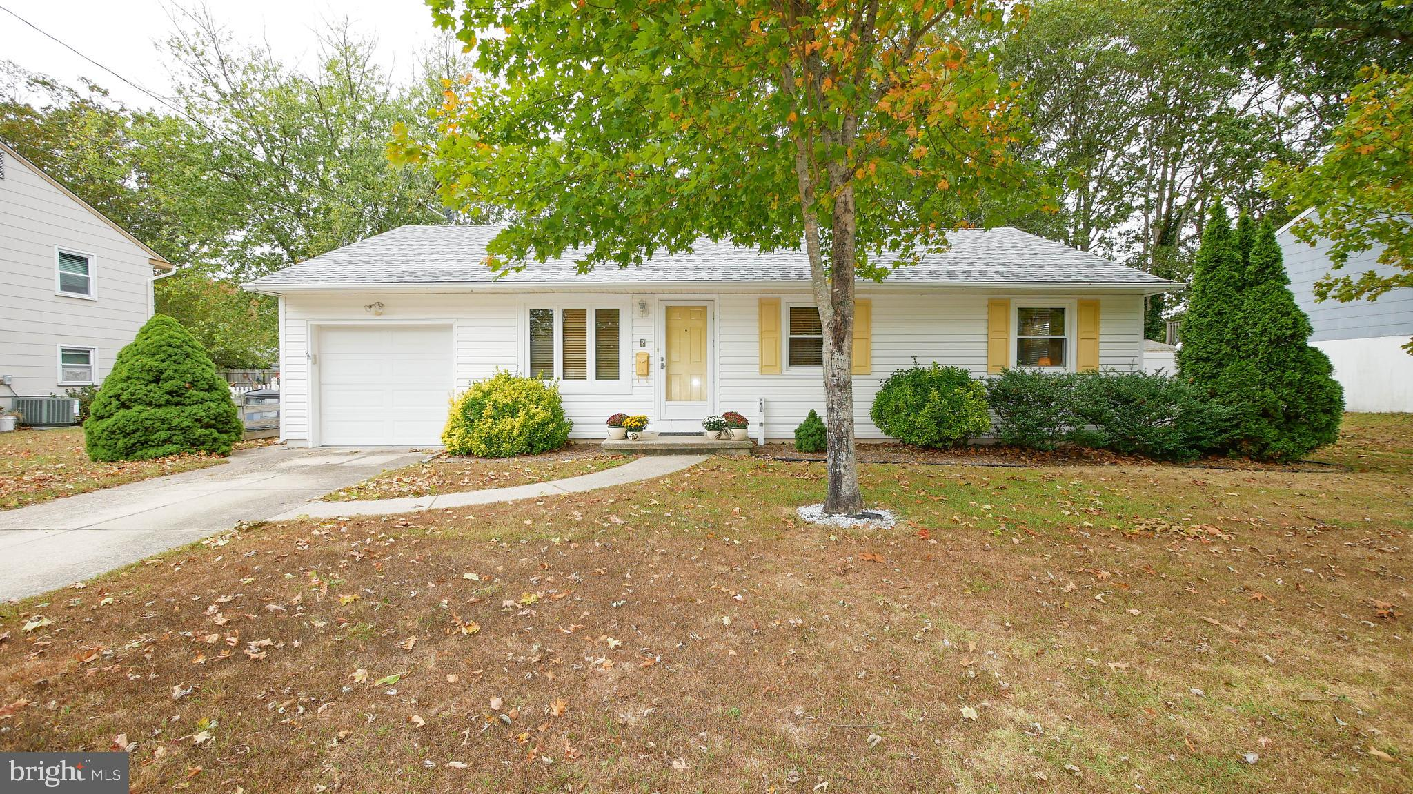 6 SOUTHVIEW DRIVE, SOMERS POINT, NJ 08244