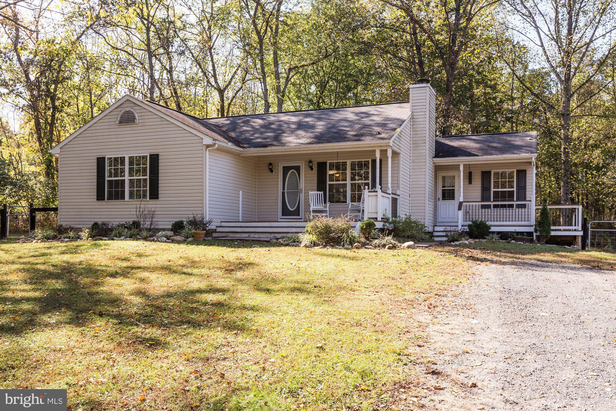 5349 FOX RUN LANE, HUME, VA 22639