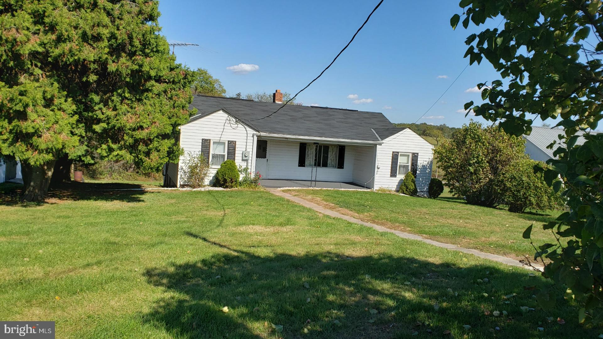 631 WITTER ROAD, WATERFALL, PA 16689