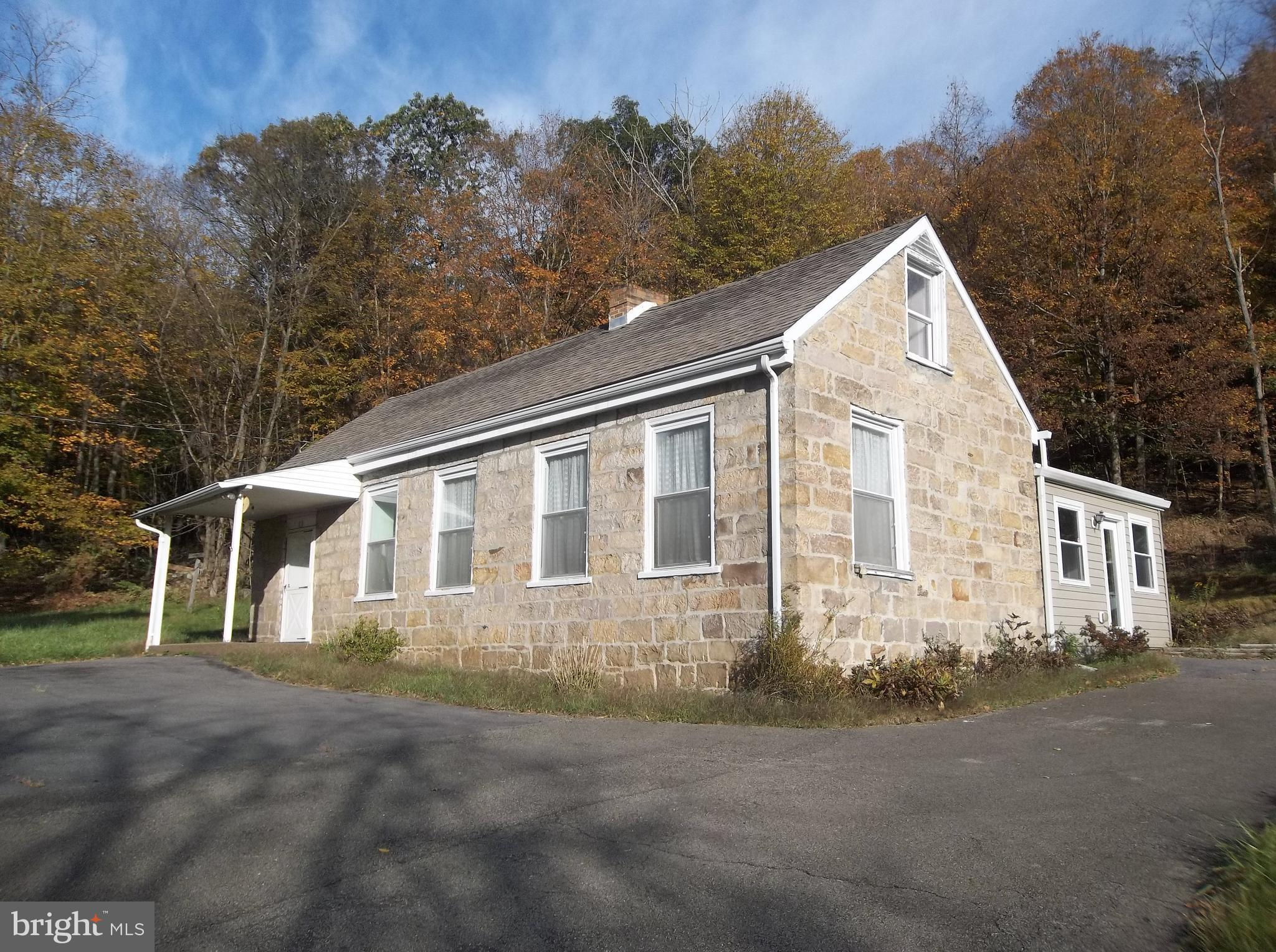 13110 OLD STONE HOUSE ROAD NW, MOUNT SAVAGE, MD 21545
