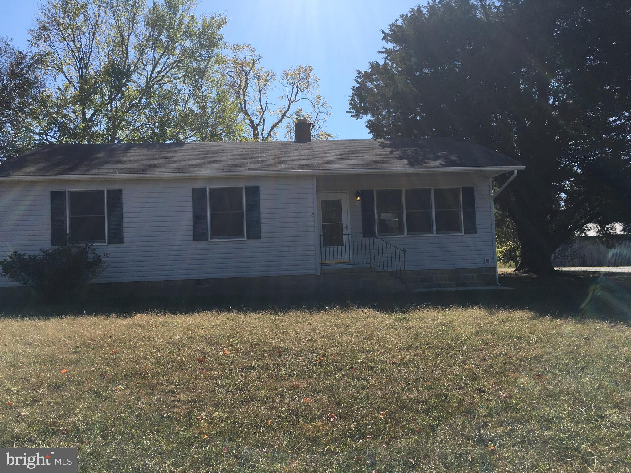 21395 POINT LOOKOUT ROAD, CALLAWAY, MD 20620