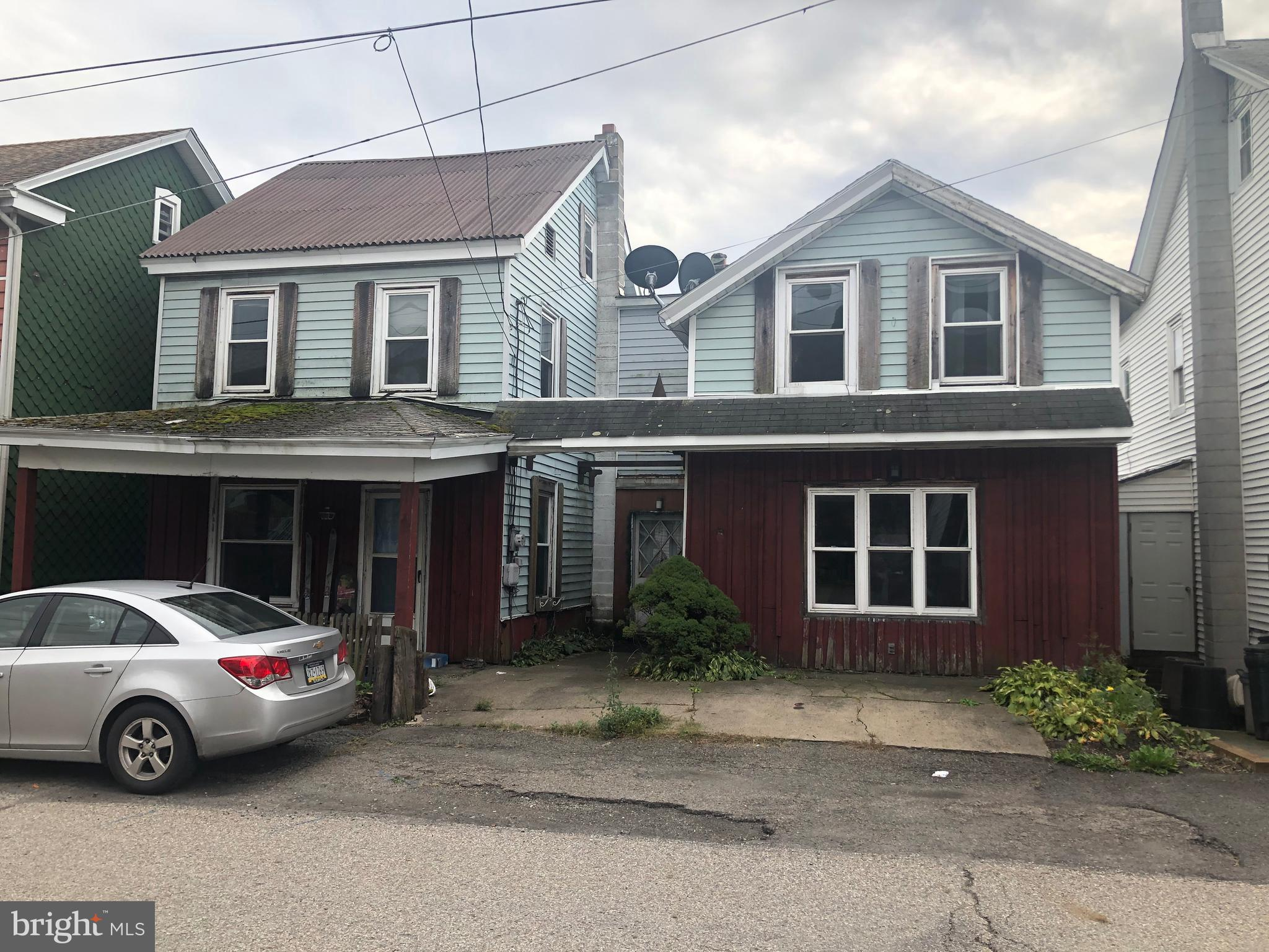 311 CENTER STREET, LYKENS, PA 17048