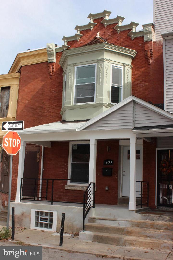 1639 N Corlies Street Philadelphia, PA 19121