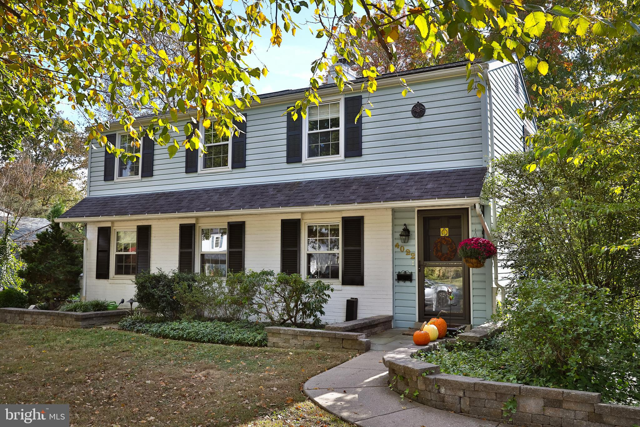 4022 INDIAN GUIDE ROAD, LAFAYETTE HILL, PA 19444