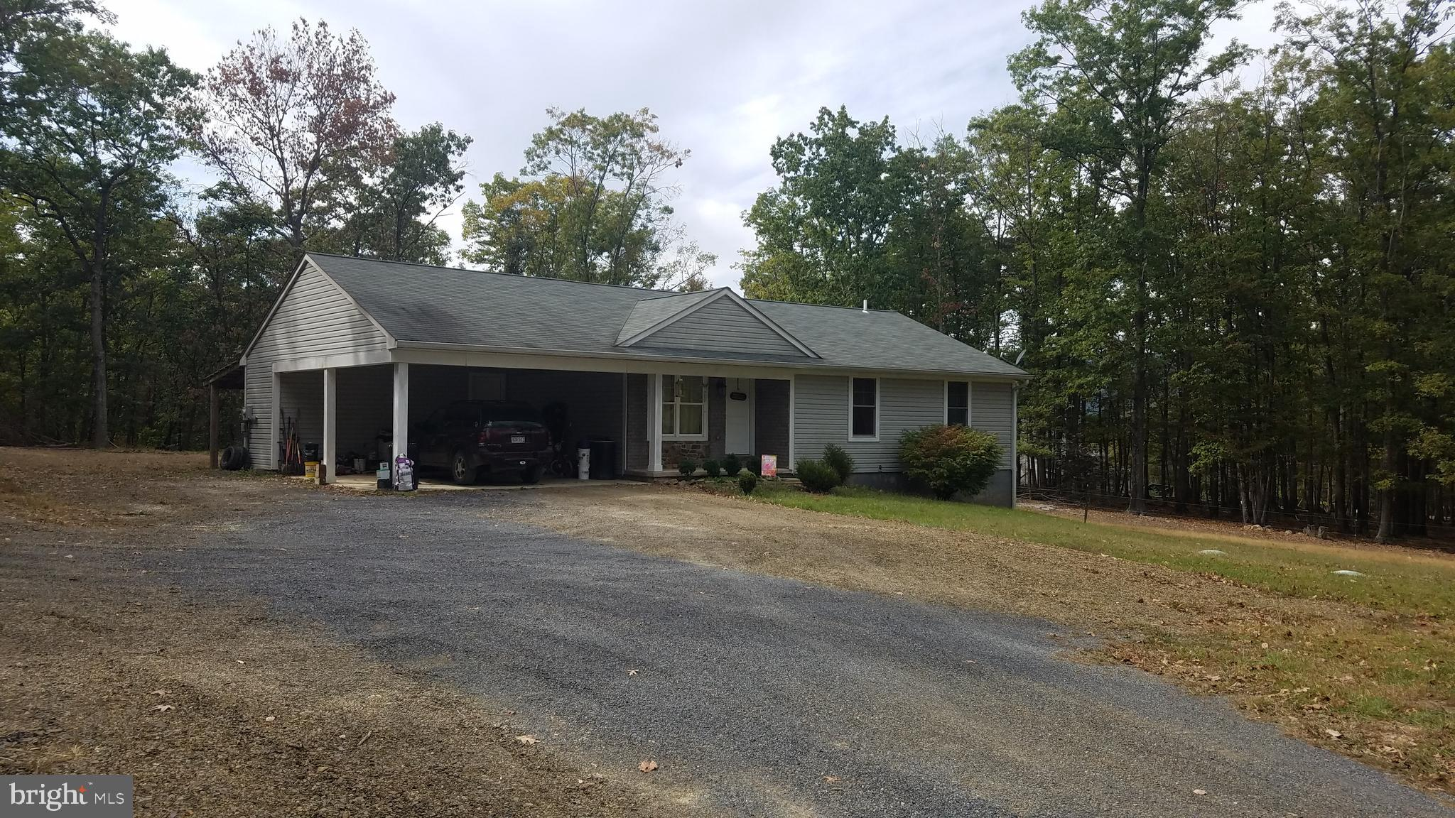 524 Hickory Hill Road, Old Fields, WV 26852