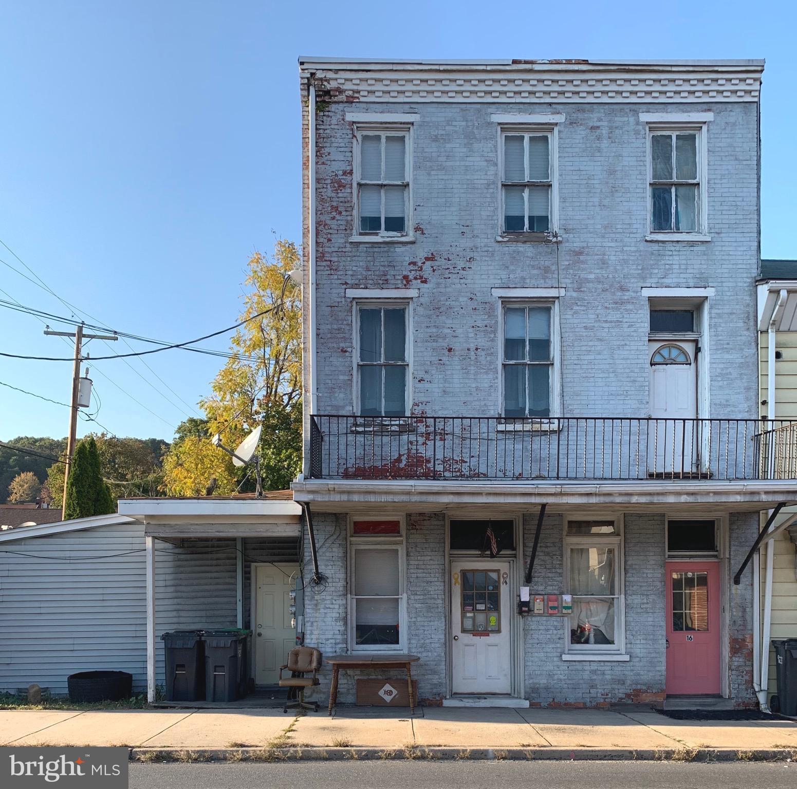 16 CHESTNUT STREET, CRESSONA, PA 17929