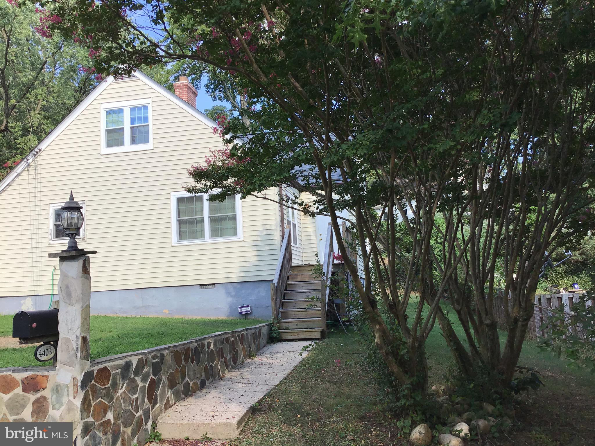 4403 54TH PLACE, BLADENSBURG, MD 20710