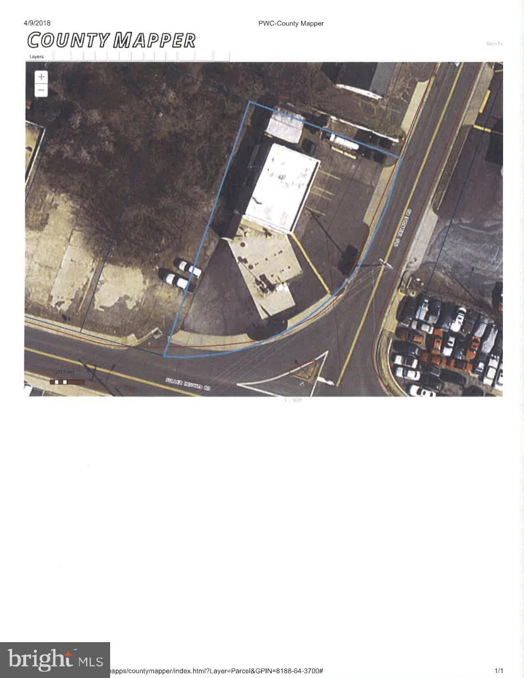 18704 OLD TRIANGLE ROAD, TRIANGLE, VA 22172