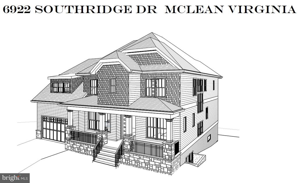 **TO BE BUILT** 6 Bed, 5.5 Bath Farmhouse Style home on a 11,000+ sq. ft. lot. Expected Delivery in Summer 2020. Gourmet Kitchen featuring all the bells and whistles with beautiful natural stone countertops and High-end Stainless Steel appliances! Separate Bedroom/Office off the Family room includes it's own en-suite bathroom. Large Master Suite on the Upper Level showcases His and Hers Walk-in Closets and a lavish Master Bathroom. With a spacious Recreational room and separate Theatre in the basement, this home is perfect for entertaining! Conveniently located around I-66, I-495, Dulles Toll Roads, Silver Line &WFC Metro, amazing shops and restaurants! KENT GARDENS ES, LONGFELLOW MS, MCLEAN HS.