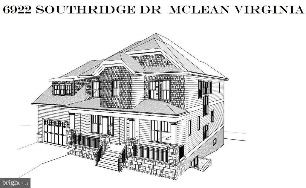 6922 Southridge Dr, McLean, VA 22101