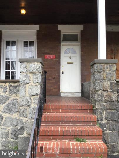 Nice 3 bedroom home located in West Baltimore. Great first time home buyers. Owner Financing Available for qualify buyer. Ground rent TBD by the buyer. Property sold strictly as is