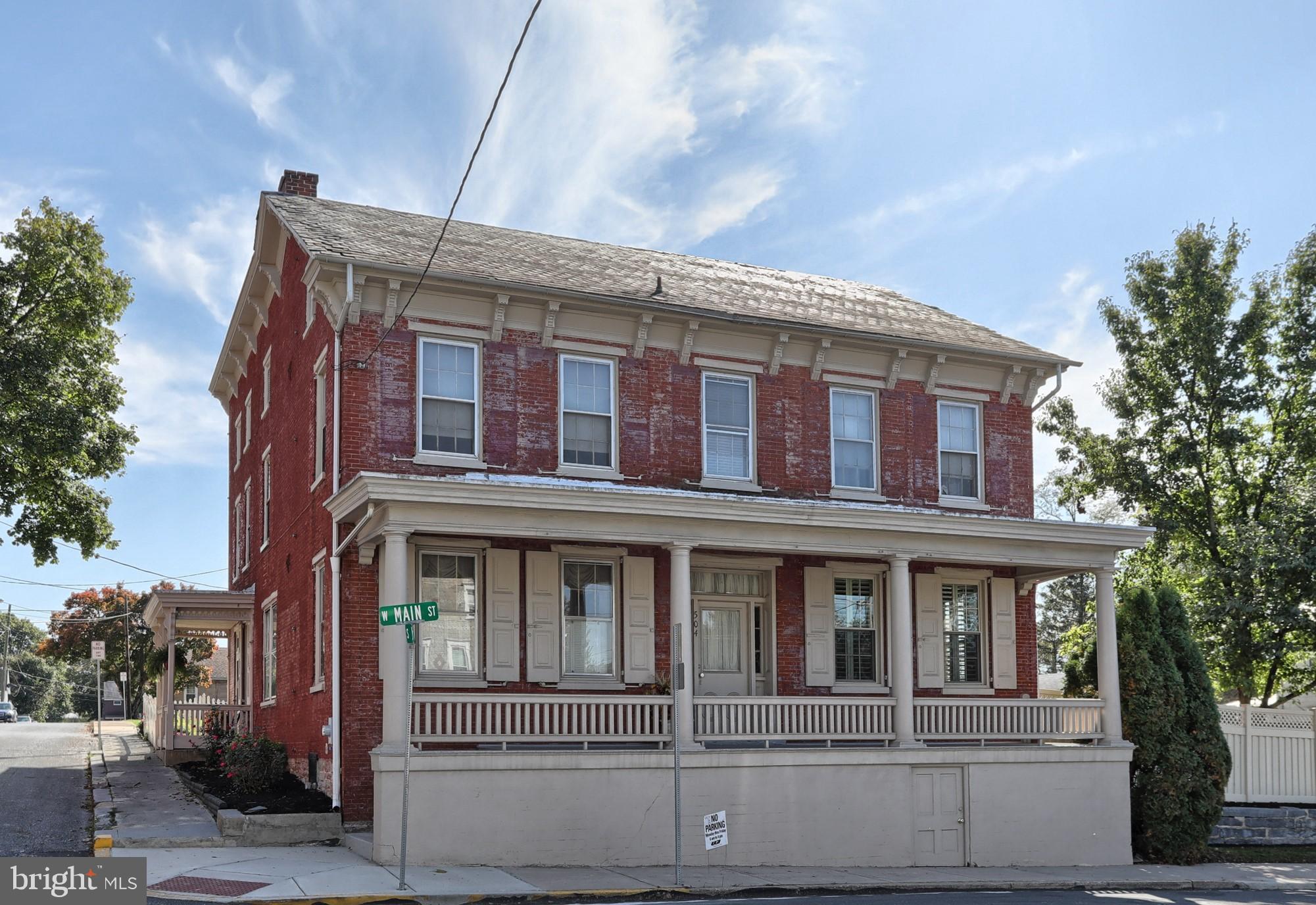 504 W MAIN STREET, ANNVILLE, PA 17003