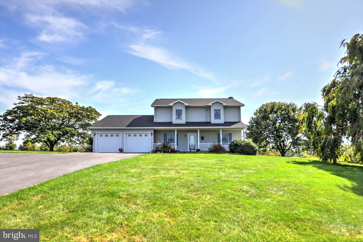 9173 SPORTING HILL ROAD, ORRSTOWN, PA 17244