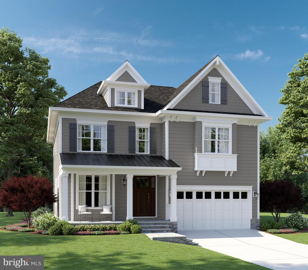Rare opportunity for a beautiful new construction home by award winning Wormald Companies. Nestled in a desirable neighborhood with Rock Creek park a short walk from the front door. Metro, shopping, Bethesda, Chevy Chase, access to major transportation routes, and much more all minutes away. Still time to make some selections! The home offers over 5000 SF under roof and a functional open floor plan, with elegantly appointed interiors, high-quality finishes and a distinctive exterior with professional landscaping, 2 car garage, covered front porch and rear flagstone patio.