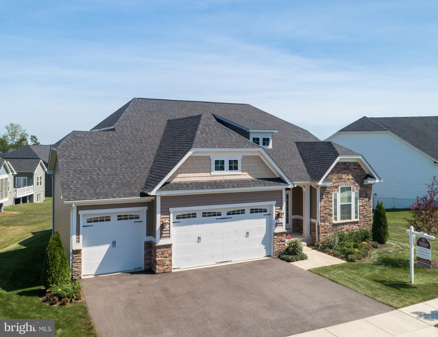 2305 MOURNING DOVE DRIVE, ODENTON, MD 21113