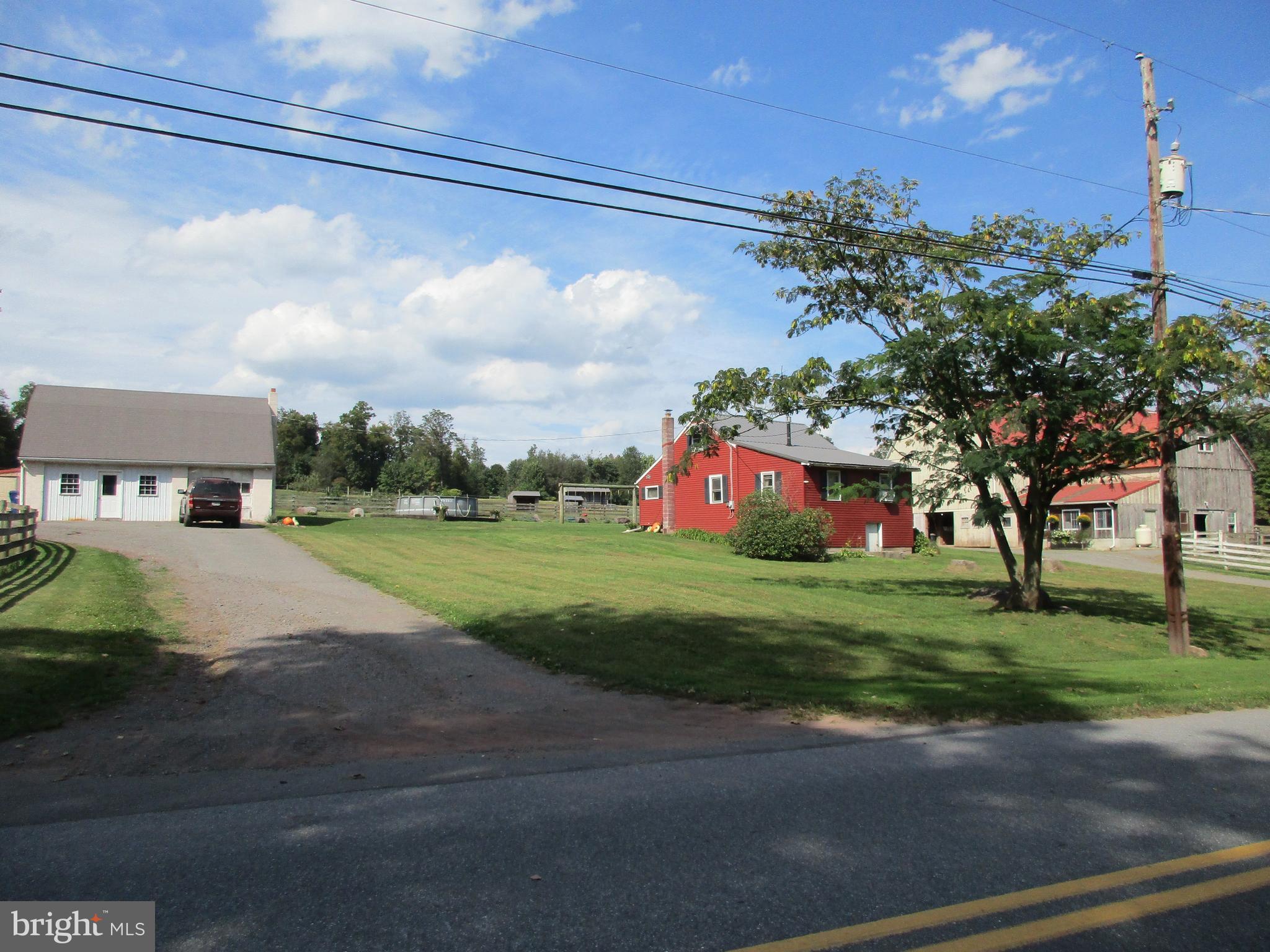 499 YELLOW HILL ROAD, NARVON, PA 17555