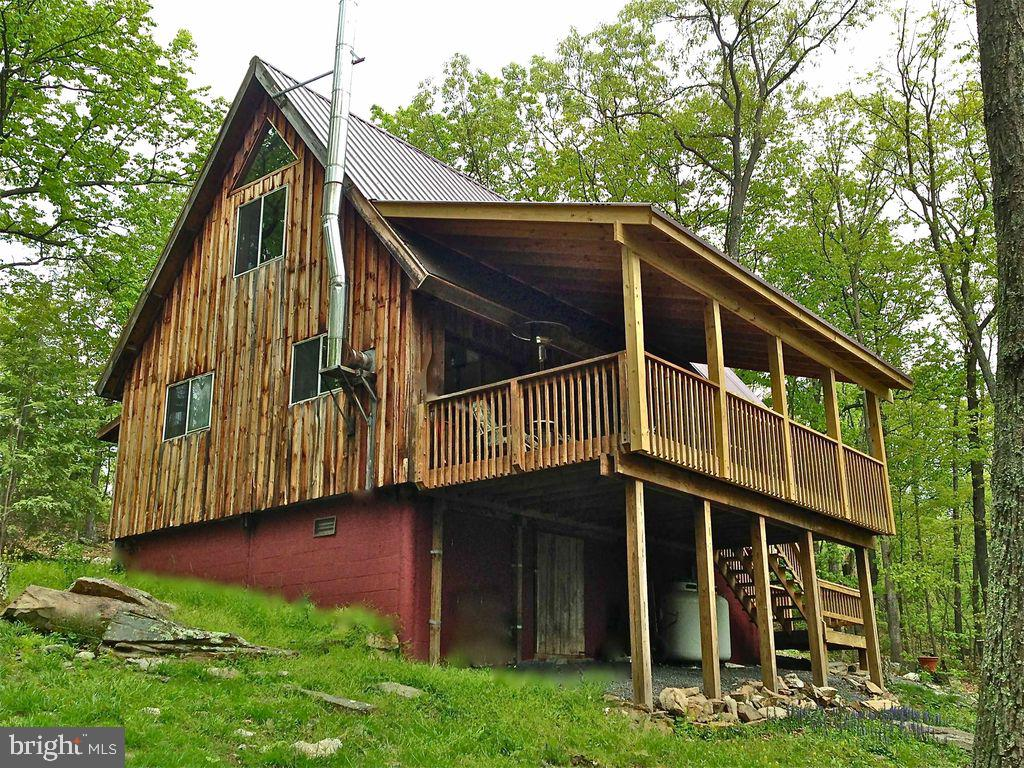 1281 STONEDRIFTS LANE, GREAT CACAPON, WV 25422