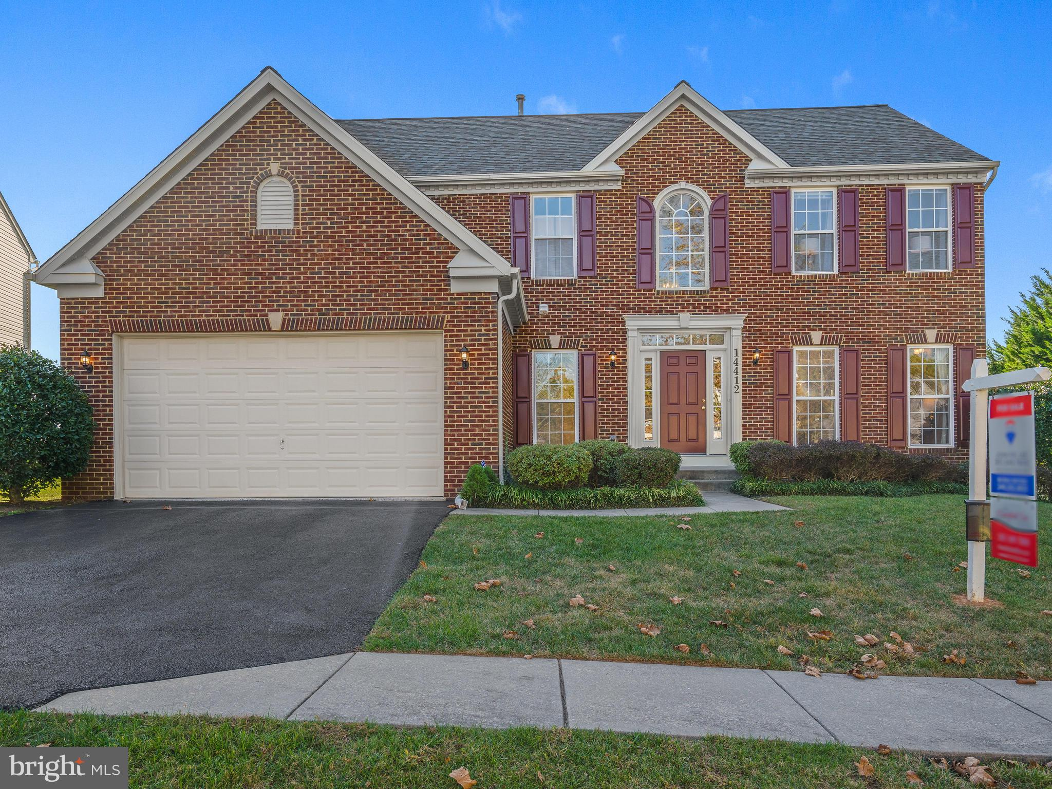 14412 AUTUMN CREST ROAD, BOYDS, MD 20841