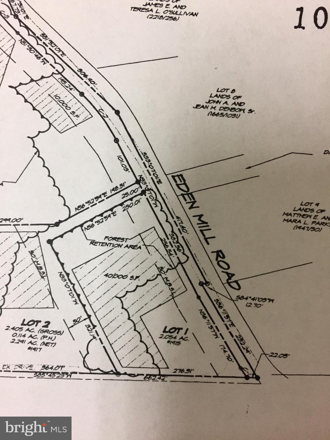 1915 EDEN MILL ROAD, PYLESVILLE, MD 21132
