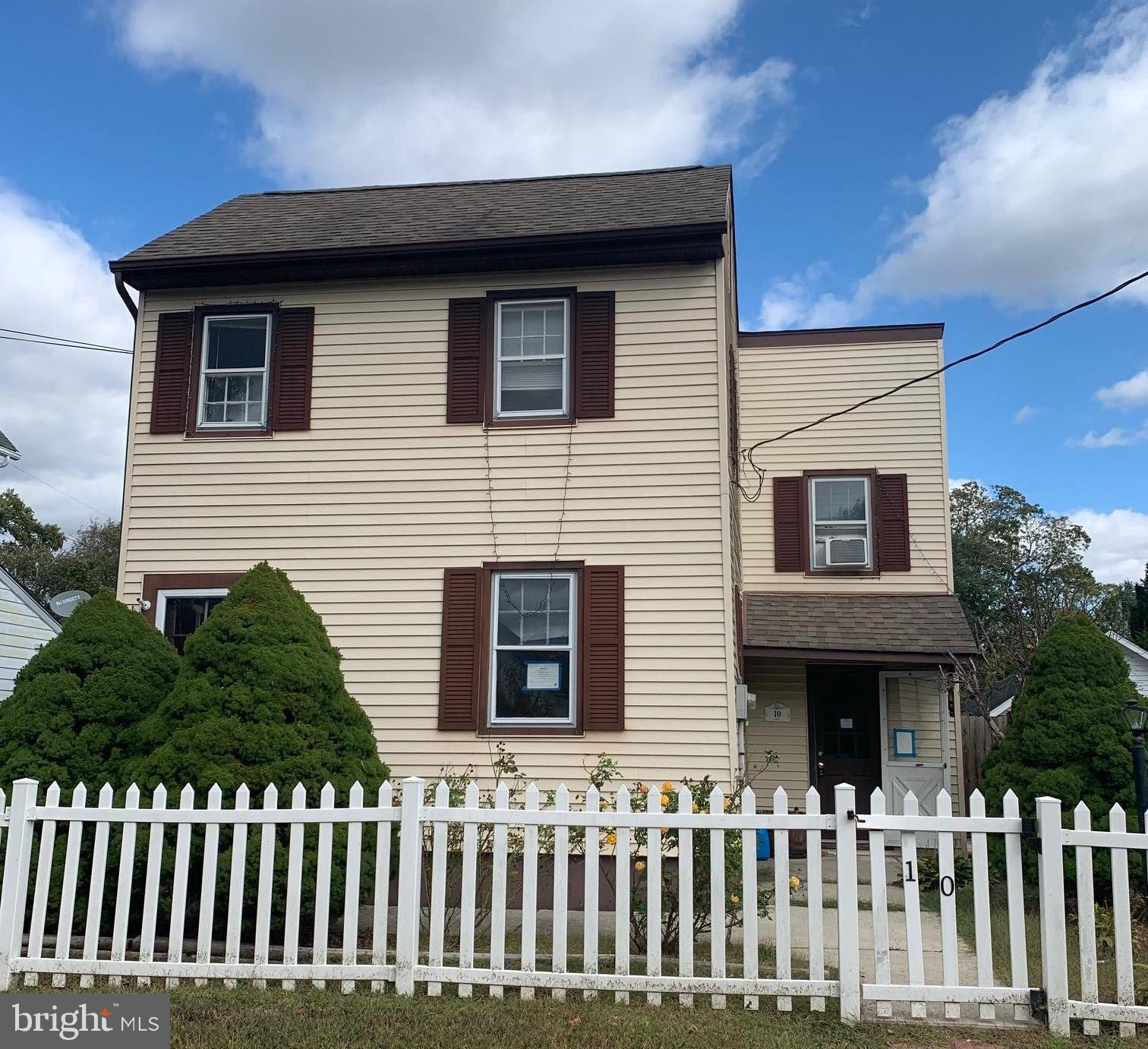 10 HIGH STREET, QUINTON, NJ 08072