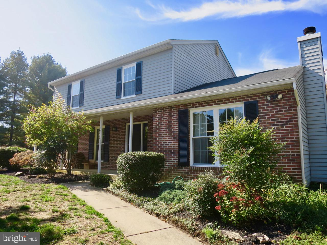 **SELLER IS MOTIVATE.  **Let's talk about what we can do to get in this house. It's Move in Ready! Financing as little as 3/5% Down  ***Sits on a little over a 1/2  Acre ..Tree lined for Privacy.   ..Beautiful Colonial on a Corner Lot at the end of a No Thru Street. Great for kids to ride their bikes, electrics/battery cars or scooters & skate boards.   Features Include: Main Level --Living room, separate dining room, Eat in Kitchen, family room w/ An-trim door to rear patio plus a 1/2 bath. Upper level -- 3 bedrooms 2 full baths. Large Master Bedroom with A Brand New remodeled full Bath.  Large basement with Game room &office that can be used as a bedroom, Rec room,  Exercise room/storage room/Utility room. This home has a nice front porch and rear patio.,Sump pump.** New Items:  Windows tilt in double pane- July 2019, Paint 2019, Hot Wtr heater- 80 gal. -2018.  Updated  Items over time:    Hard wood floors Main level and hallway upper level - 2014, Family Rm Carpet ~ 2014, Frig. w/ Ice maker ~ 2014 dishwasher, Hall bath remodeled in 2014, HVAC/Heat Pump ~ 2013. City Municipal trash pickup, Public water.  Bring your offer*****