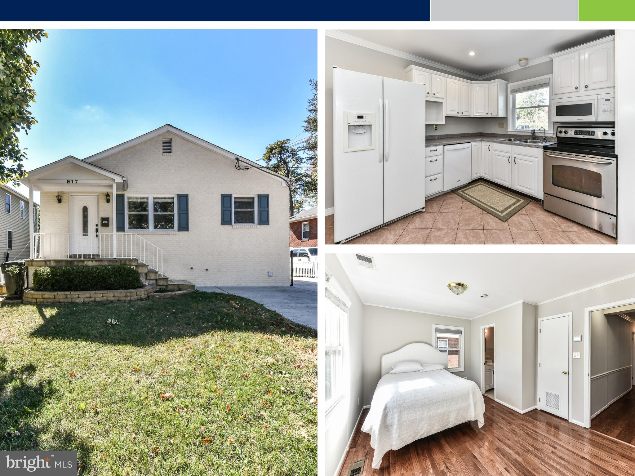 917 LINCOLN, FALLS CHURCH, VA 22042