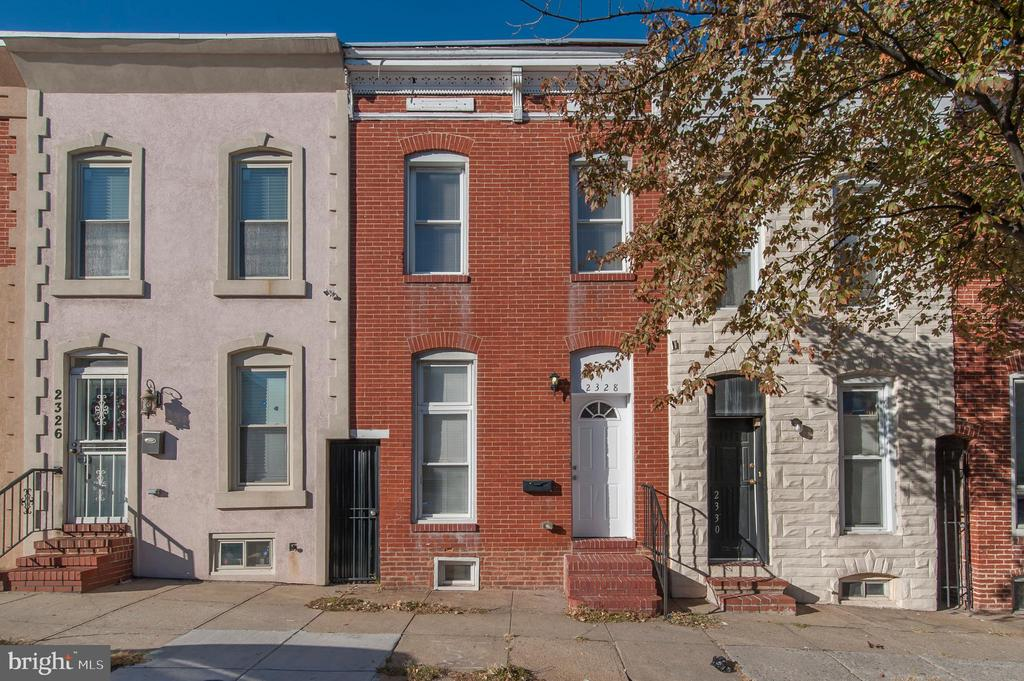 Patterson Park Gem! This newly renovated  home presents  2 bedrooms 2.5 baths, Granite Counters, Hardwoods and much more. Call me today to take advantage of $17,500 in grant money that this home qualifies for First Time Home Buyers!