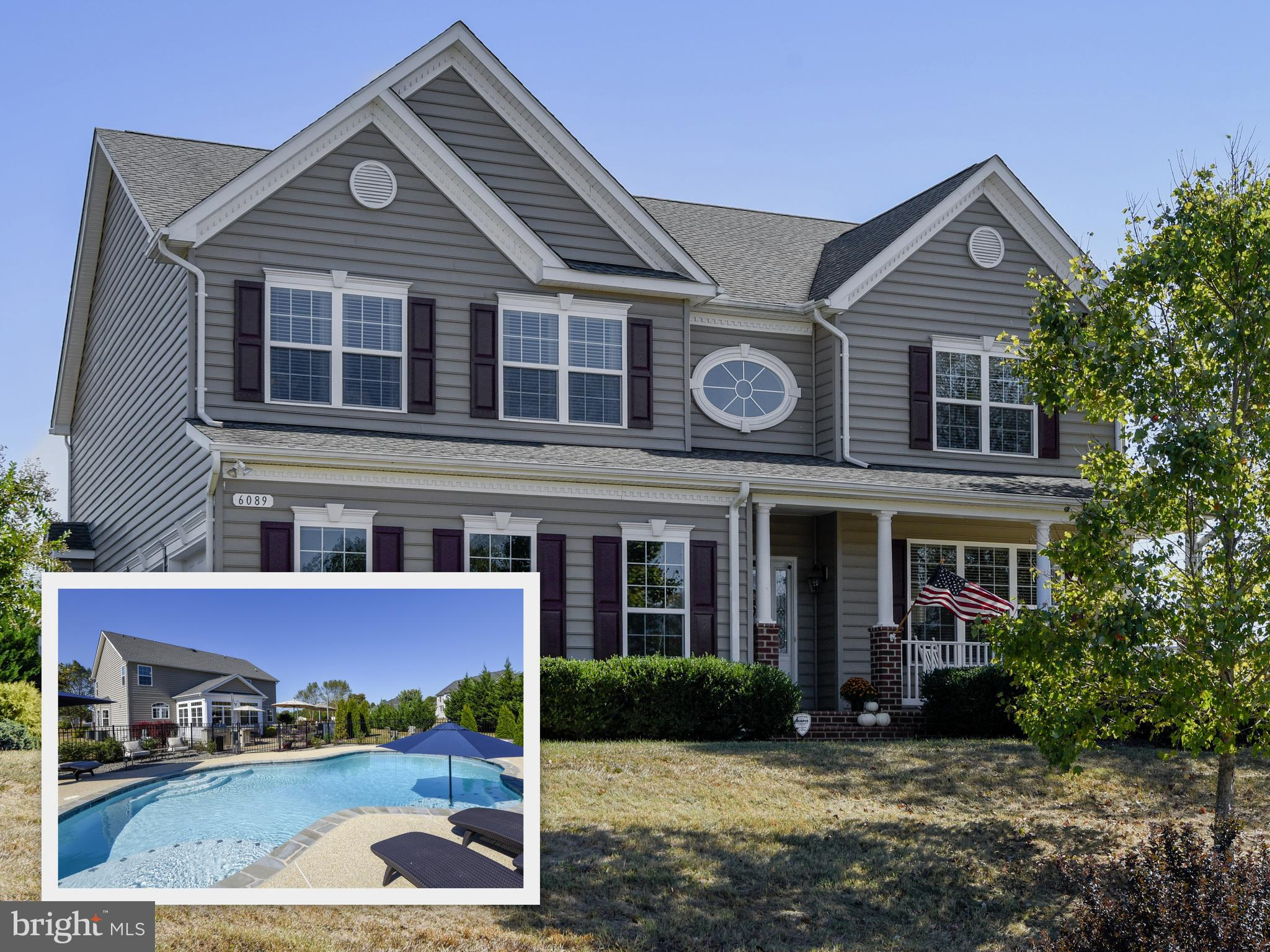 6089 OLD AIRPARK LANE, OWINGS, MD 20736