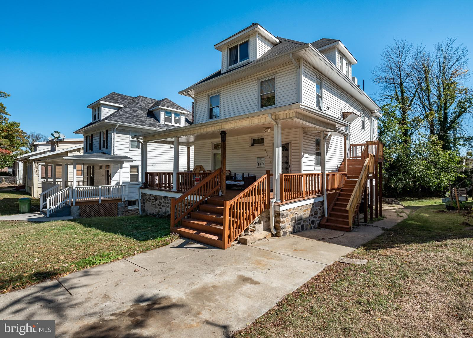 3209 VICKERS ROAD, BALTIMORE, MD 21216