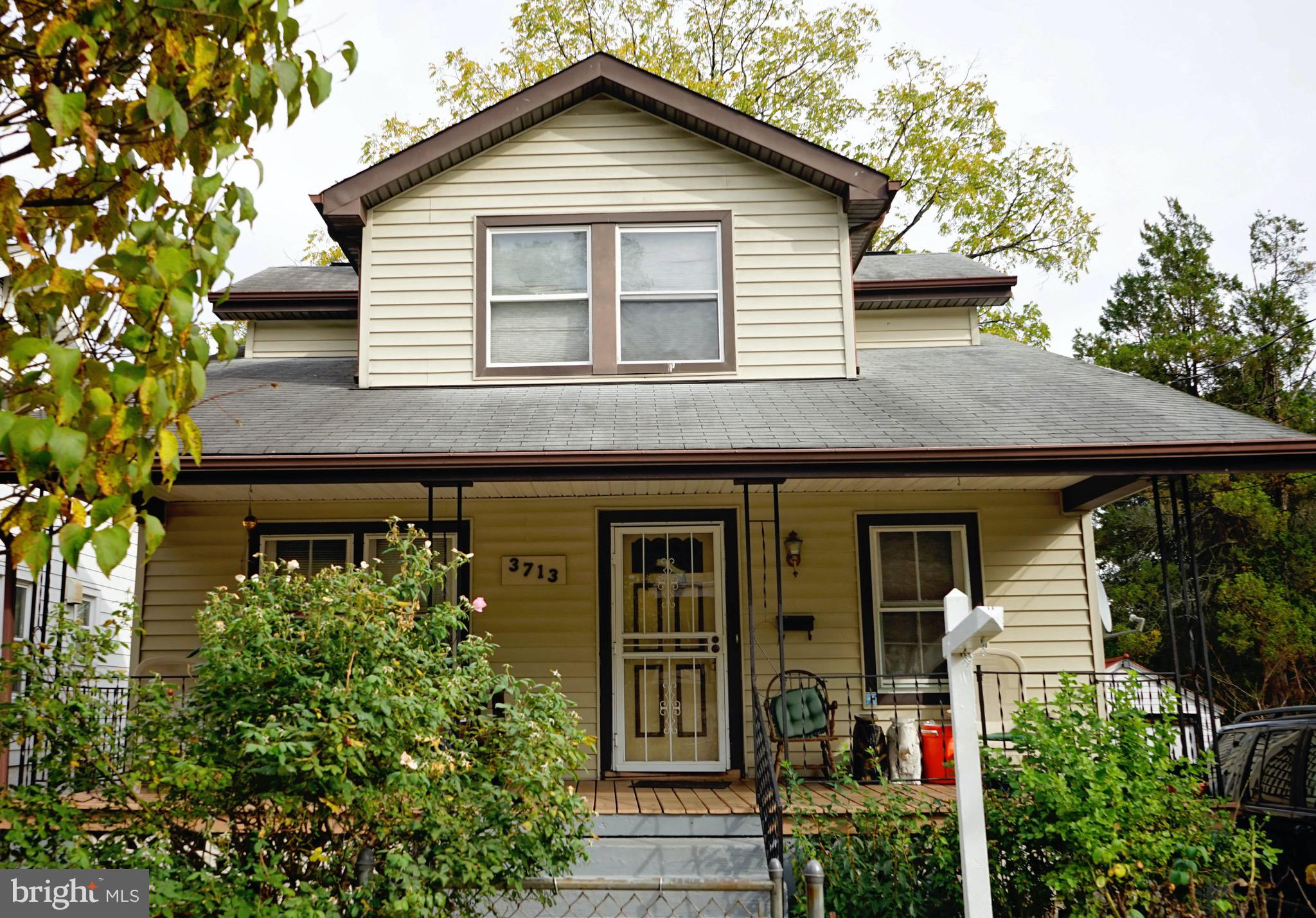 3713 43RD AVENUE, BRENTWOOD, MD 20722