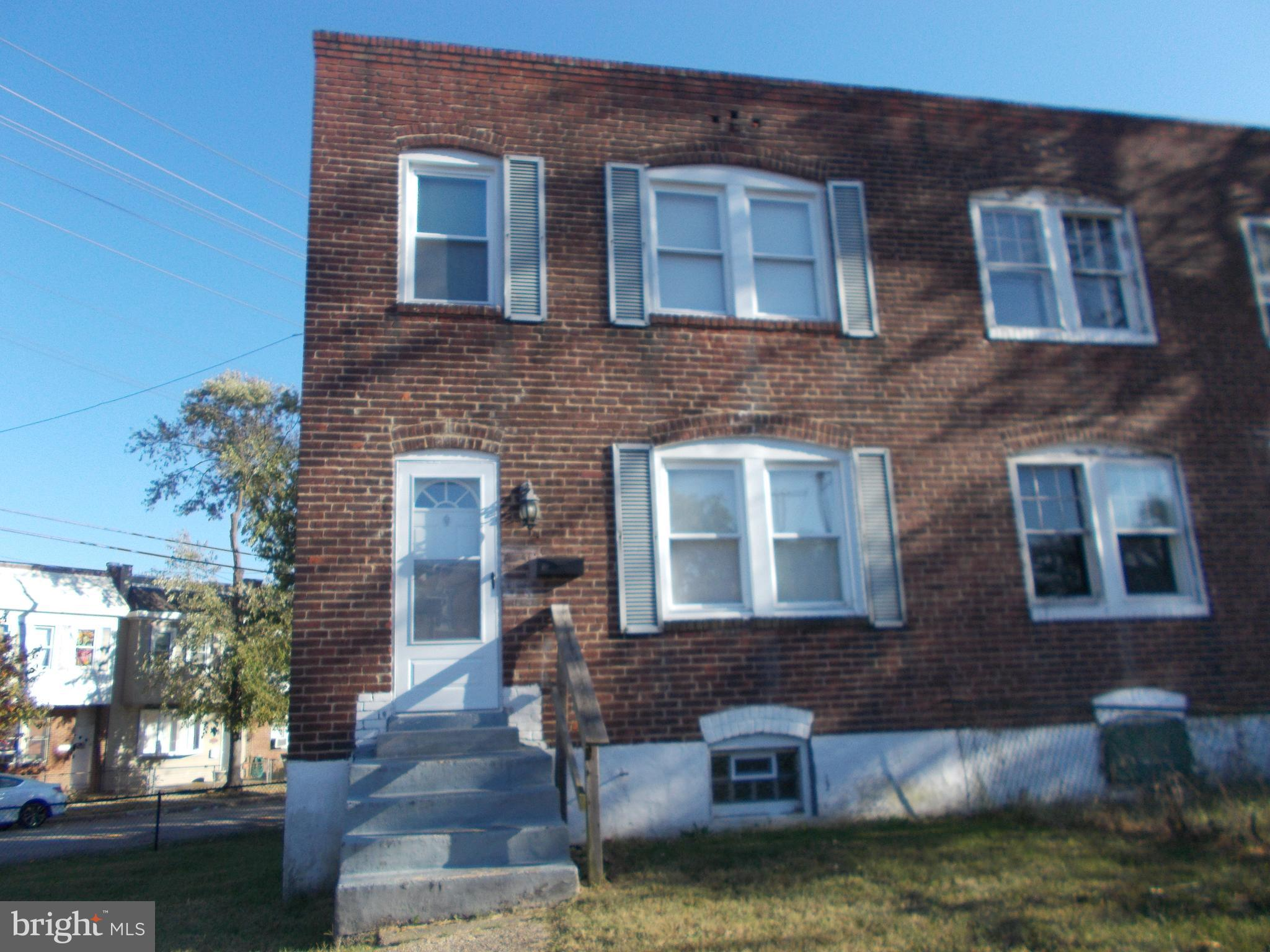 3601 EVERETT St, Baltimore City, MD, 21226