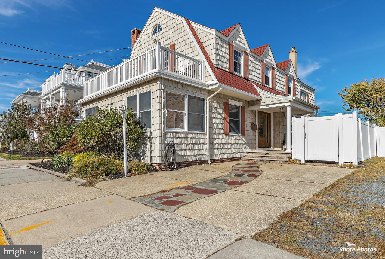 609 E 12TH STREET, OCEAN CITY, NJ 08226
