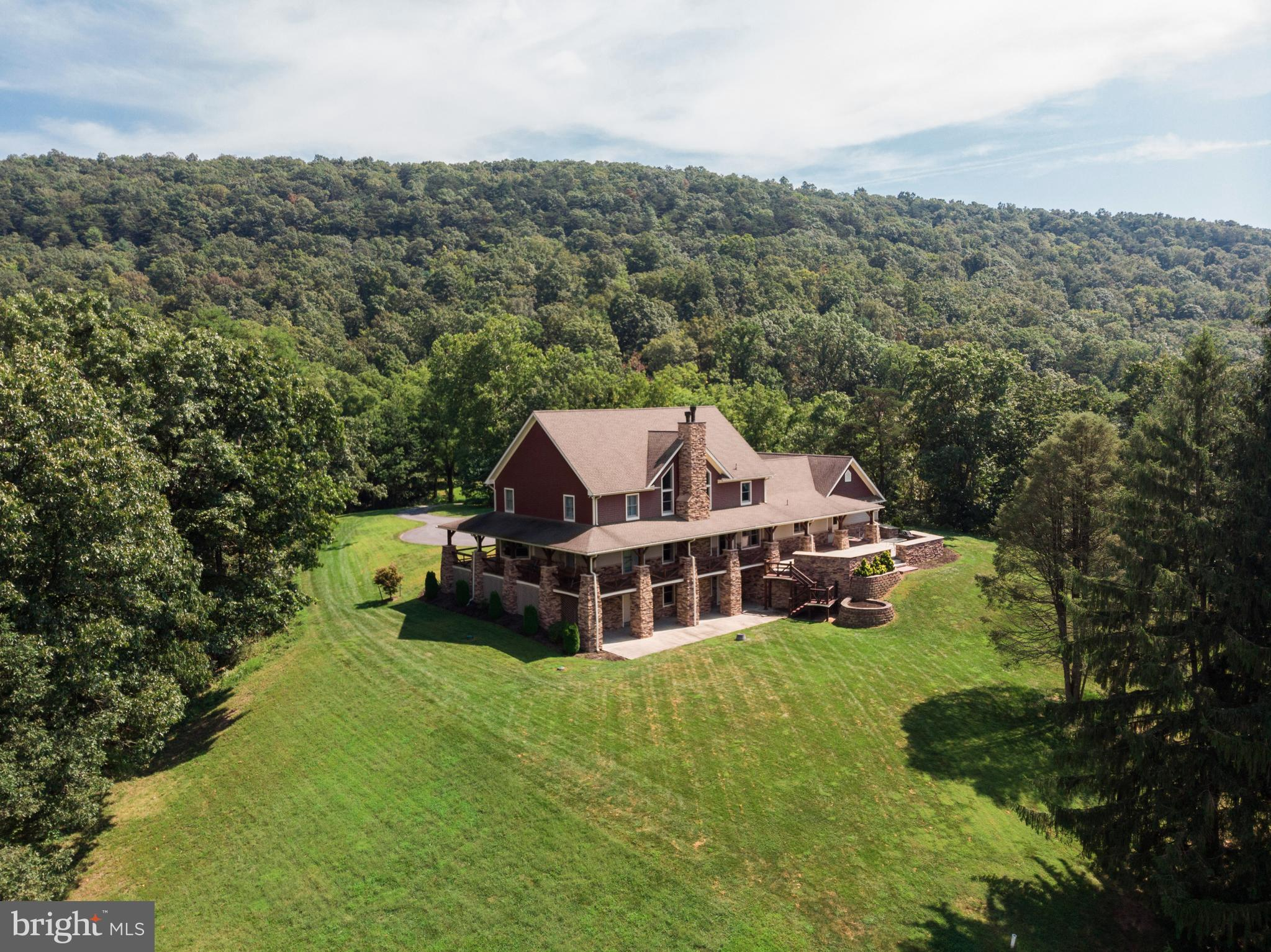 1585 WALTZ ROAD, BIG COVE TANNERY, PA 17212