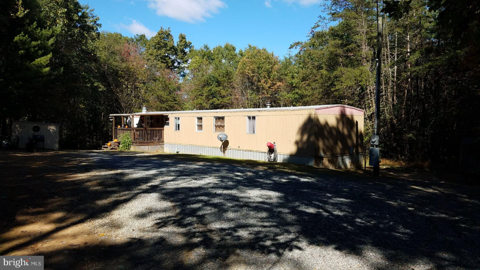 100 CAUDY LANE, YELLOW SPRING, WV 26865