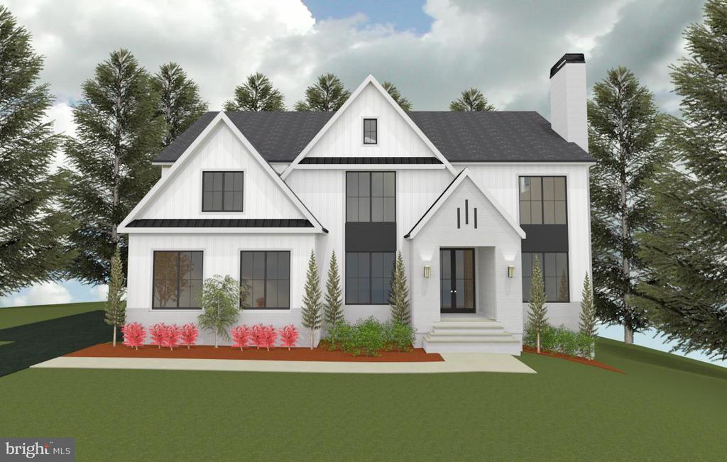 1544 Forest Villa Ln, McLean, VA 22101
