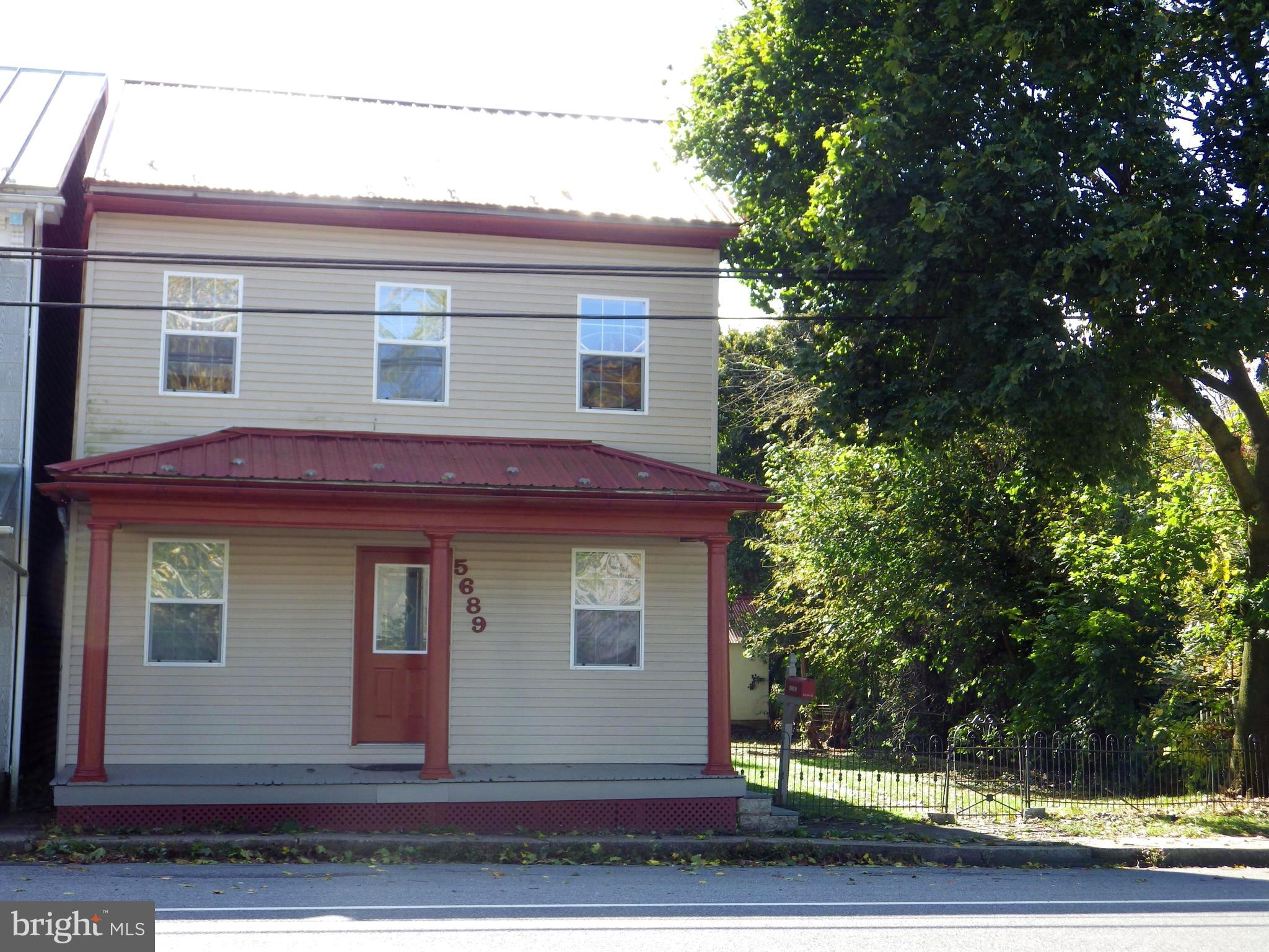 5689 OLD ROUTE 22, SHARTLESVILLE, PA 19554