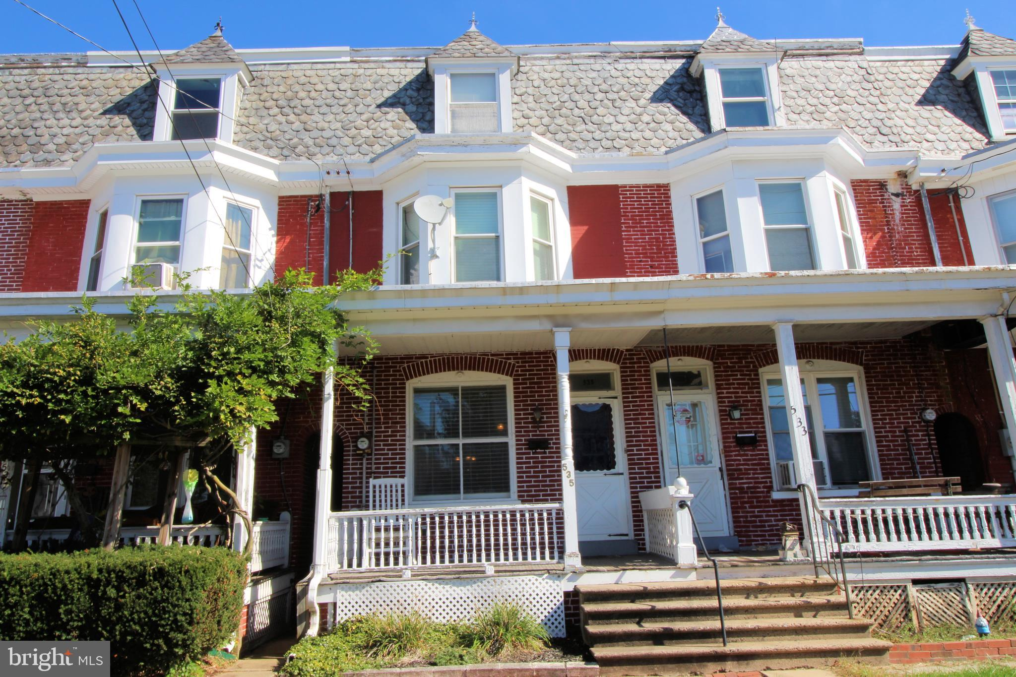535 MAIN STREET, EAST GREENVILLE, PA 18041