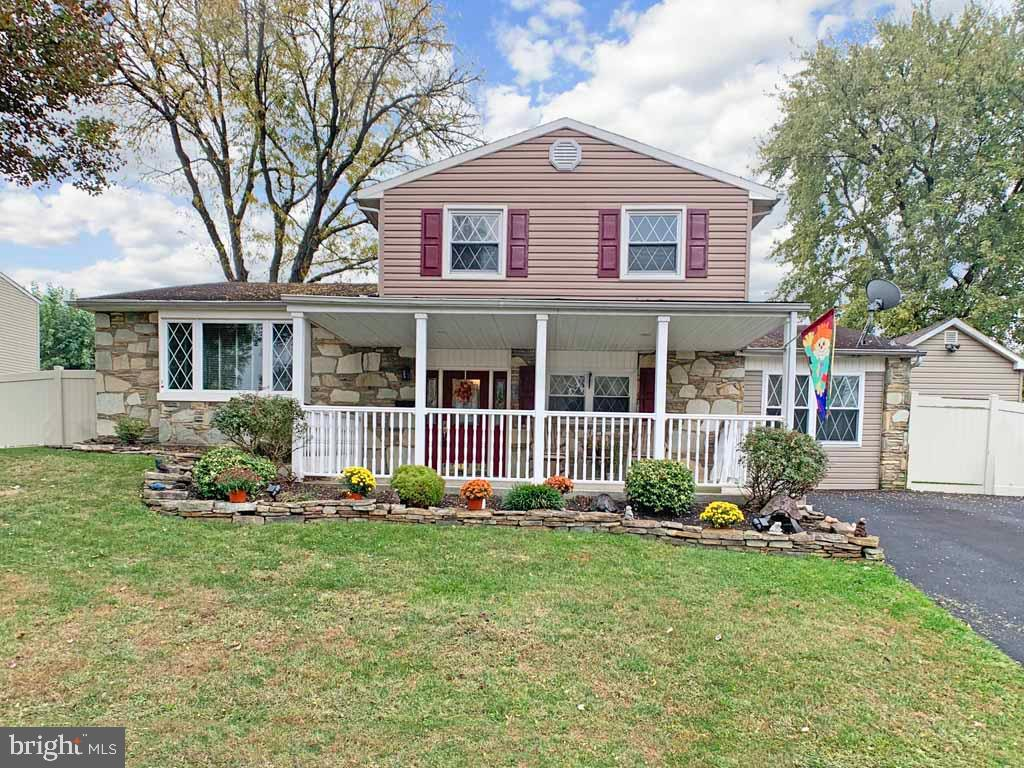 532 FAIRHURST ROAD, FAIRLESS HILLS, PA 19030