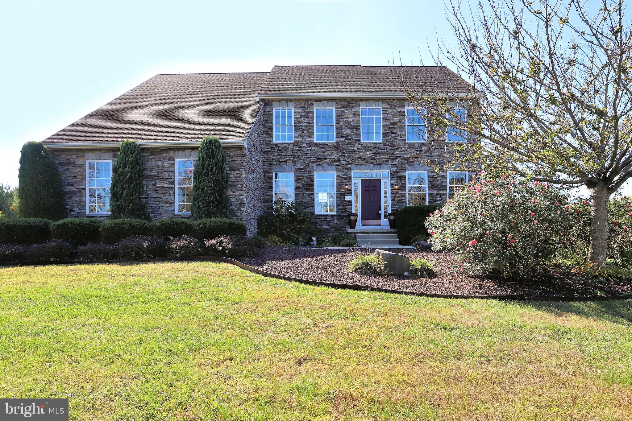 112 RED CRESTED COURT, CHURCH HILL, MD 21623