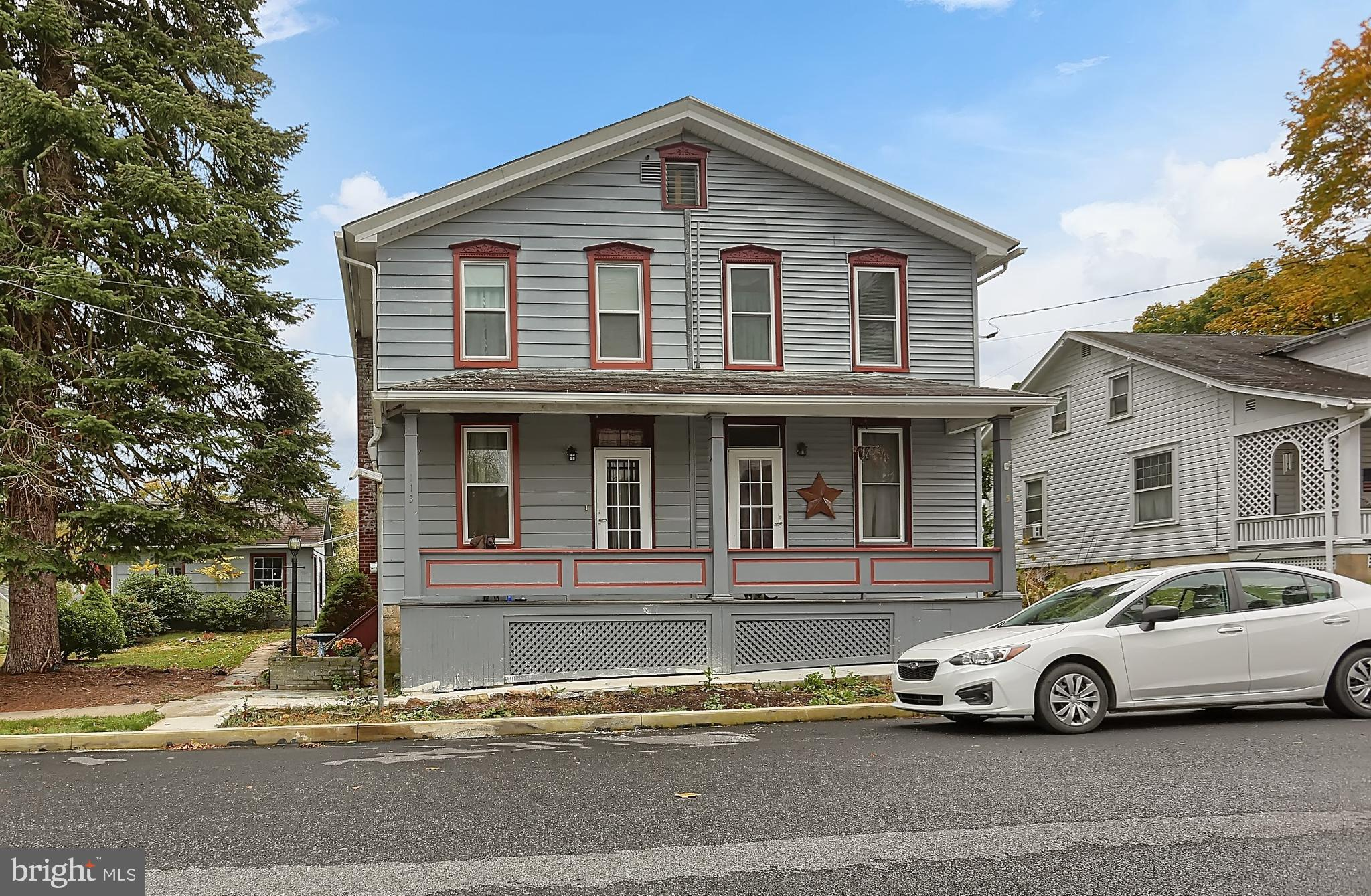 113 W Mcclure Street, New Bloomfield, PA 17068