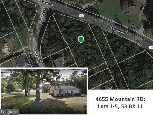 Property for sale at 4655 Mountain Rd, Pasadena,  Maryland 21122